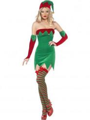 Sexy elf kostuum voor dames