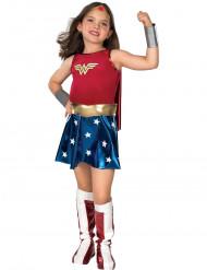 Wonder Woman™ superheld outfit voor meisjes