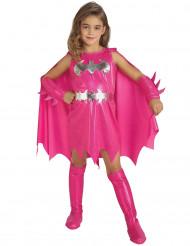 Roze Batgirl™ kostuum voor meisjes