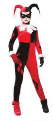 Klassiek stripboek Harley Quinn™ kostuum voor vrouwen