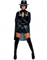 V for Vendetta™ kostuum voor vrouwen