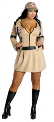 Ghostbusters™ outfit voor vrouwen - Plus Size