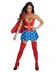 Wonder Woman™ kostuum voor dames