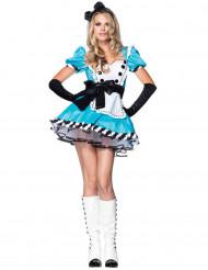Sexy Alice in Wondeland kostuum voor dames