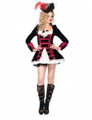 Sexy piratenkapitein kostuum voor vrouwen