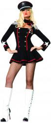 US Navy soldaat outfit voor dames