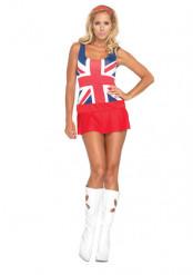 Sexy Engels kostuum voor vrouwen