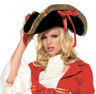 Pirate hoed voor dames
