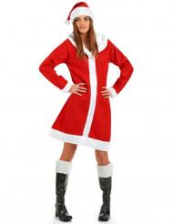 Kerstvrouw pak voor dames Verkleedkleding