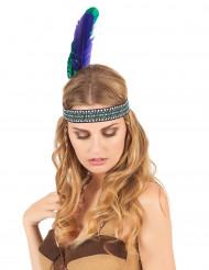 Indianen hoofdband volwassenen