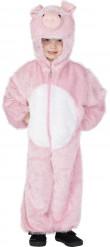 Biggen kostuum voor kinderen