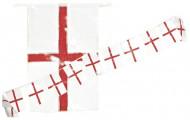Engelse vlag slingers