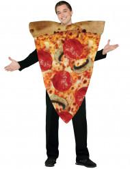Pizza kostuum voor volwassenen