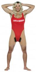 Humoristisch lifeguard kostuum voor mannen