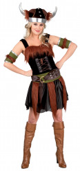 Viking outfit voor dames