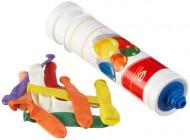 10 ballonnen met pompje