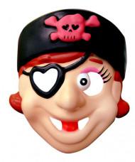 Piratenmasker voor meisjes