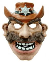 Cowboymasker voor volwassenen