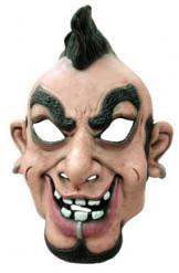 Punk rocker masker voor volwassenen