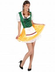 Dirndl jurk voor volwassenen