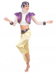 Kostuum van een oosterse danseres voor dames