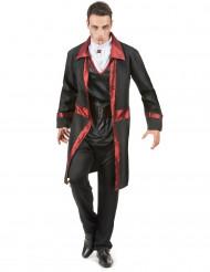 Duistere Halloween vampier kostuum voor mannen