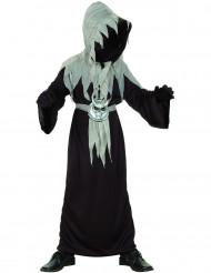 Luguber monnik kostuum voor kinderen