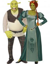 Shrek en Fiona™ koppelkostuum voor volwassenen