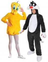 Tweety & Sylvester Looney Tunes™ koppelkostuum