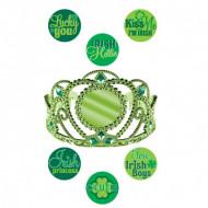 Personaliseerbaar diadeem voor St Patrick