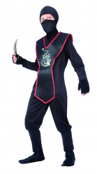 Japans ninjakostuum voor jongens