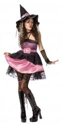 Halloweenheks kostuum voor vrouwen