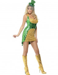Sexy Ierse outfit voor dames St Patrick