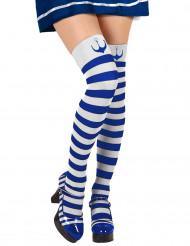 Matrozen sokken voor vrouwen