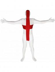Engelse Morphsuits™ kostuum voor volwassenen