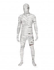 Morphsuits™-vermomming als mummie voor volwassenen