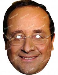 Masker van François Hollande