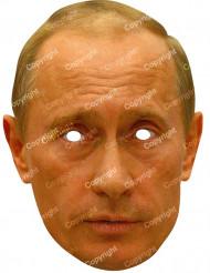 Masker van Vladimir Poetin.