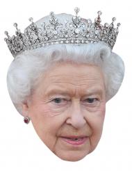 Masker van Koningin Elisabeth