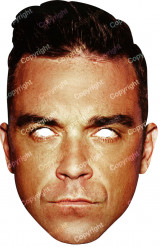 Masker van Robbie Williams