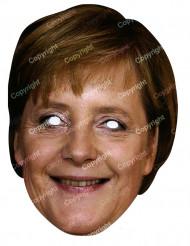 Masker van Angela Merkel