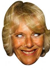 Masker van Camilla Parker Bowles