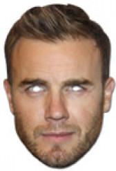 Masker van Gary Barlow