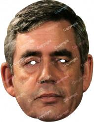 Masker van Gordon Brown