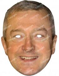 Kartonnen Louis Walsh masker