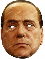 masker van Silvio Berlusconi