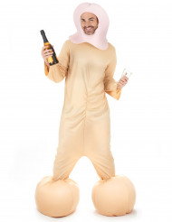 Piemel kostuum voor volwassenen