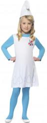 Smurfen™-kostuum voor meisjes
