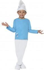 Smurfen™-kostuum voor jongens