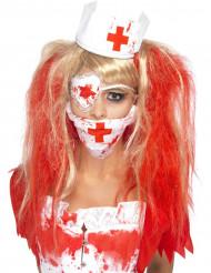 Bebloede verpleegstersset voor volwassenen voor dames